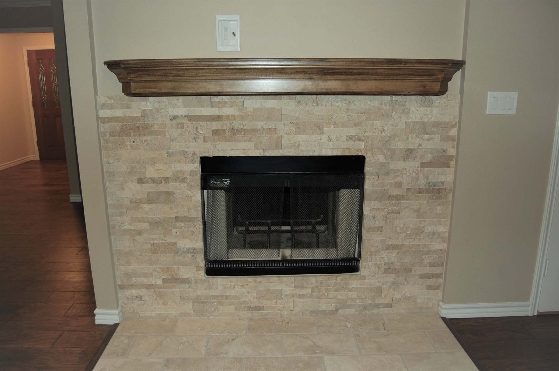 Family Rm Stack Stone FP