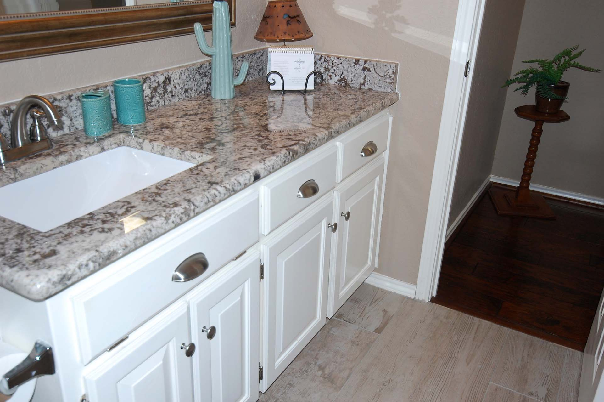 Granite CTop and Floors