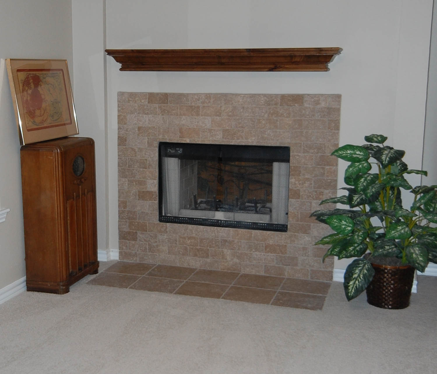 Fireplace RR 2